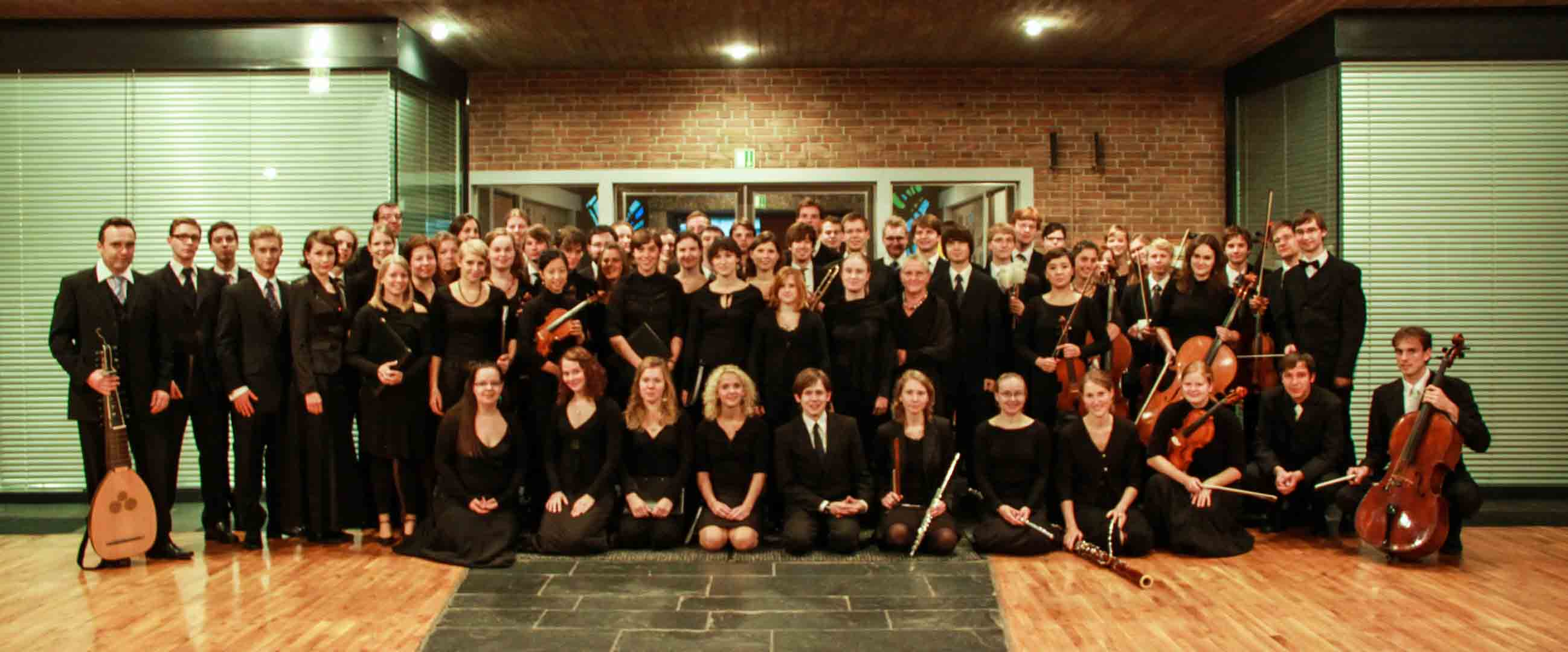 Ensemble Deutschland in Dortmund